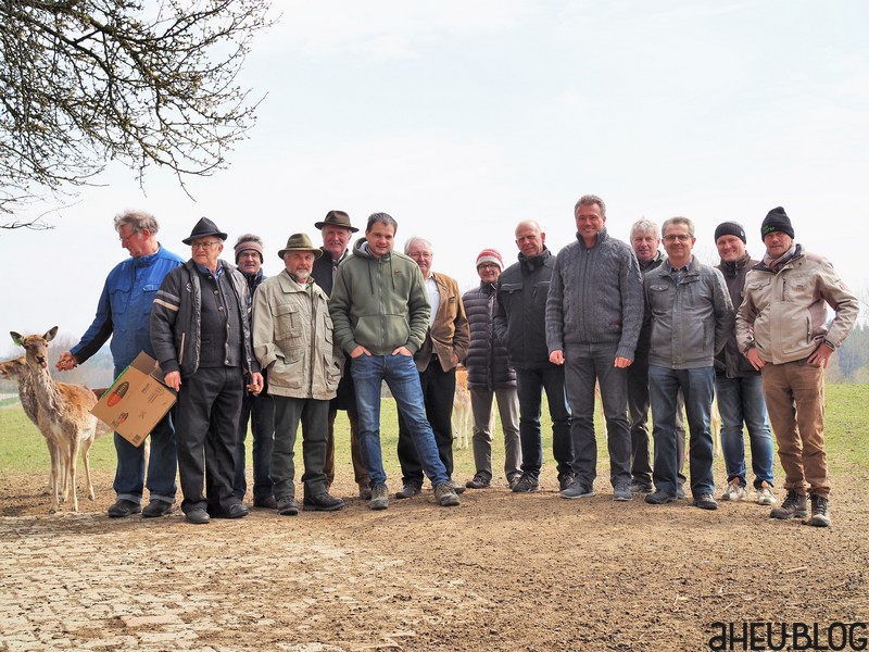 Landwirtschaftliche Wildhalter