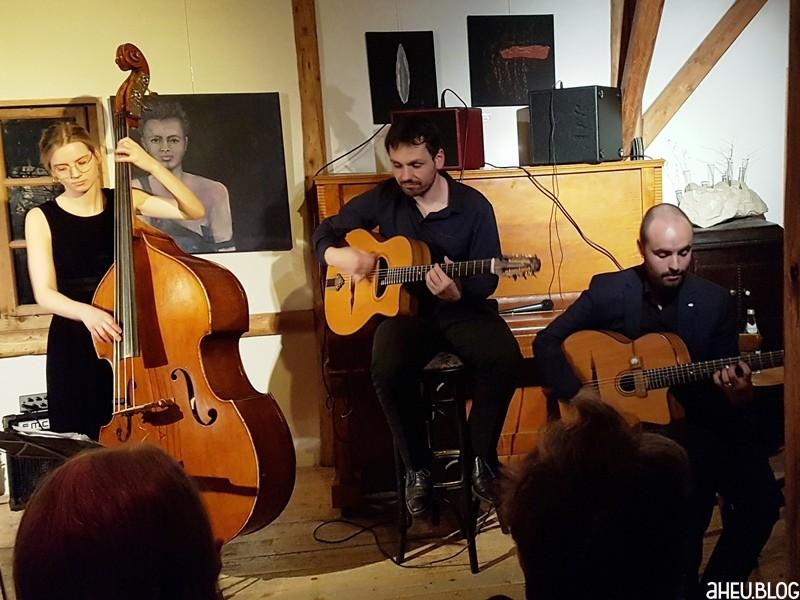 Monaco Swing Trio