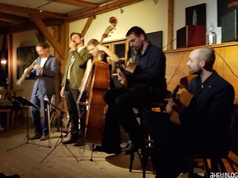 Band Monaco Swing Ensemble