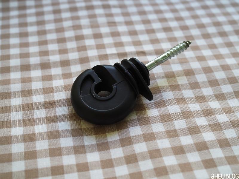 Isolator für Elektrozäune