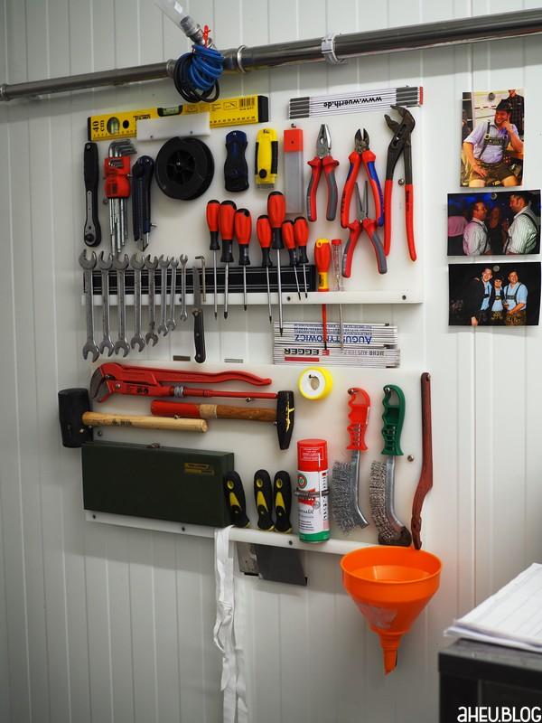 Werkzeugbrett