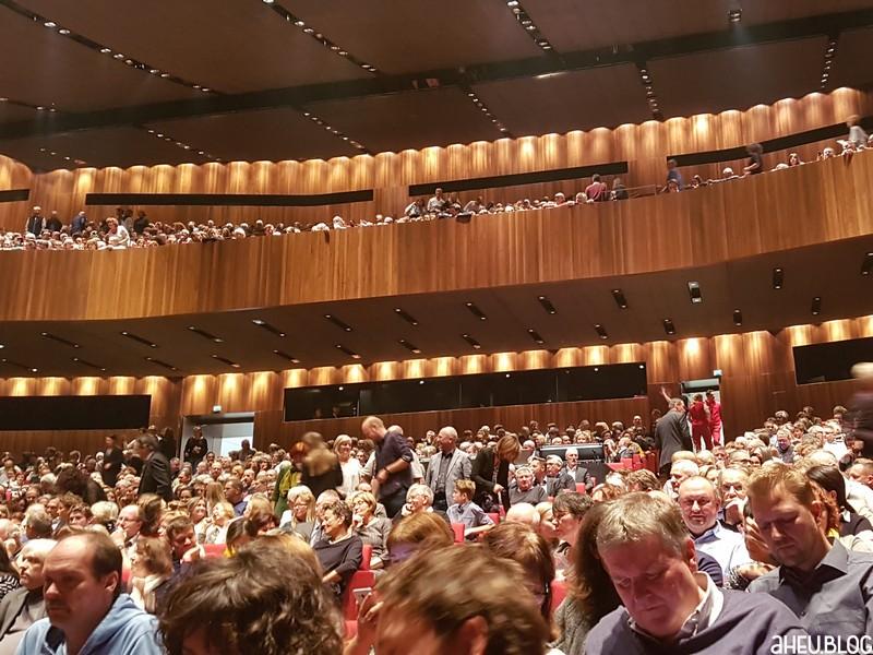 Publikum Festspielhaus Bregenz