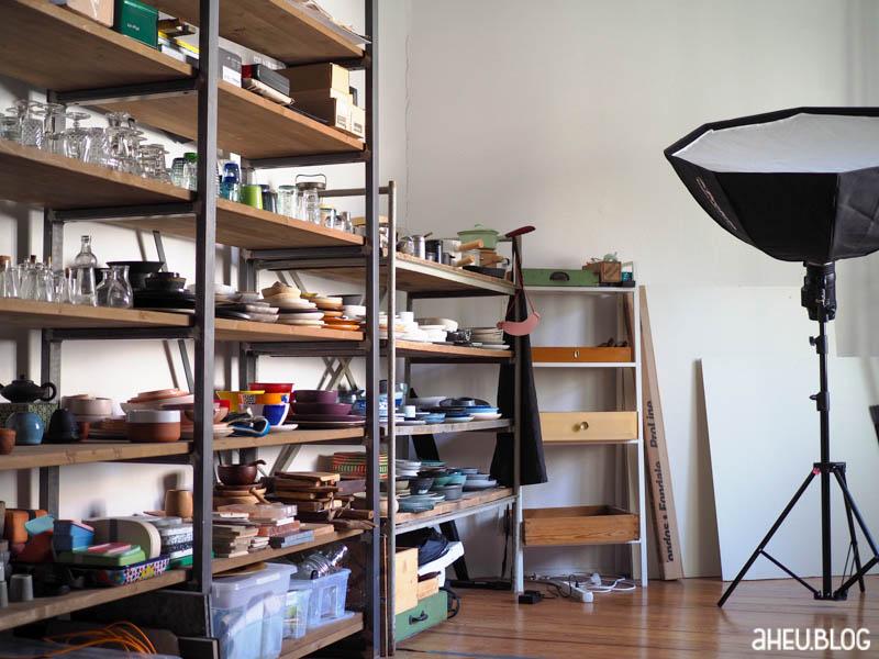 Photostudio Regal Keramik Blitzschirm