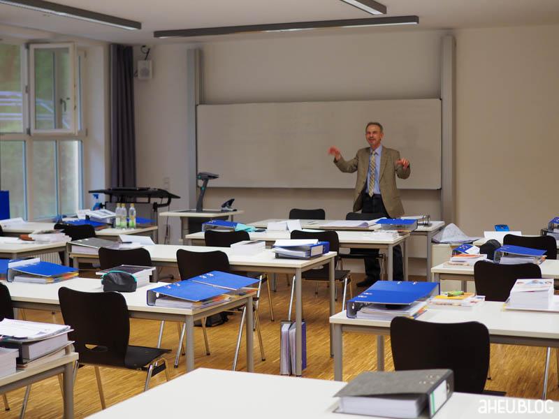 Klassenzimmer Wolfgang Filter